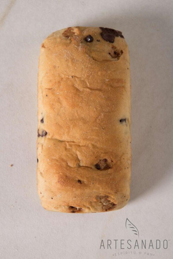 Pan Brioche Vegano Chocolate 6