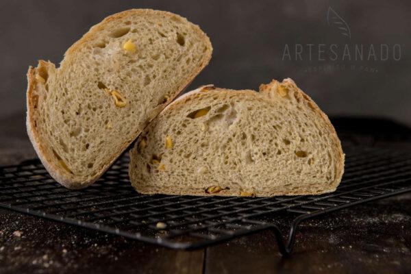 Pan Maiz y Trigo 3