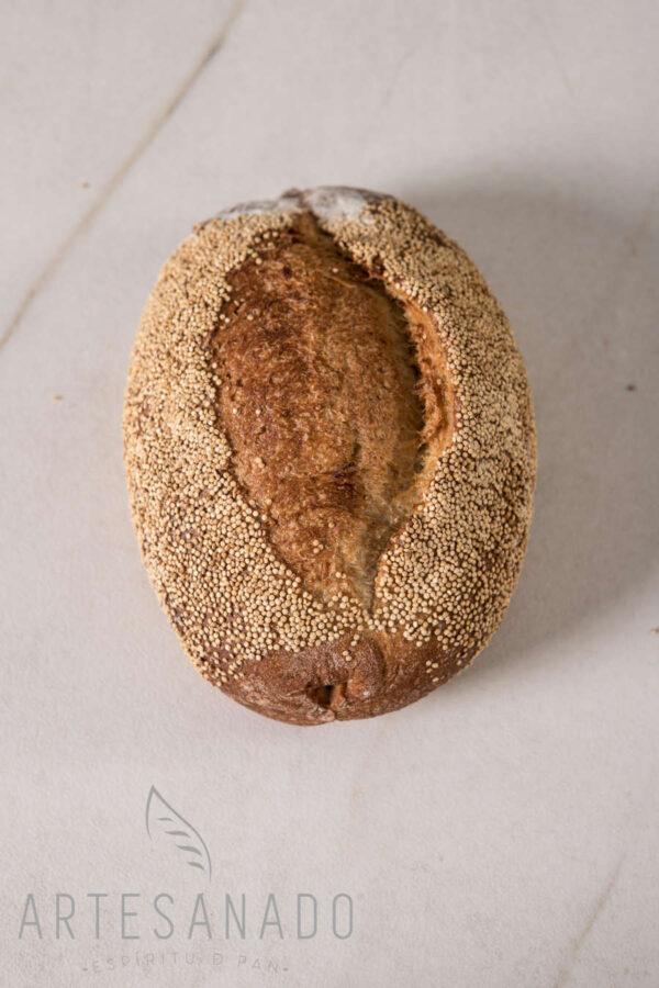 Pan Quinua y Trigo 2