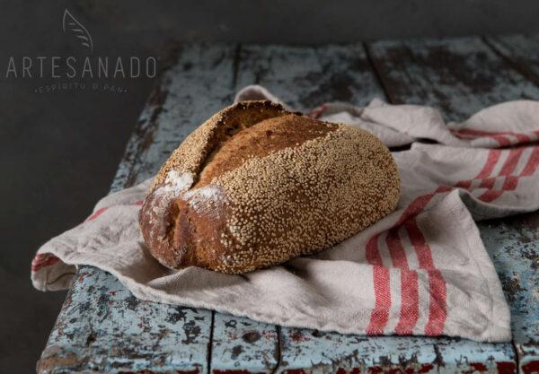 Pan Quinua y Trigo 3