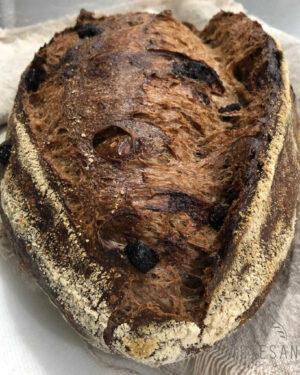 Pan Rústico Chocolate